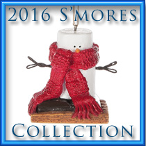 2016 S'mores Ornaments