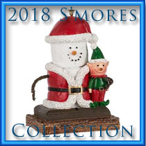 2018 S'mores Ornaments