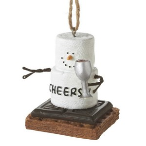 S'more Cheers Ornament
