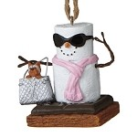 S'more Diva Ornament