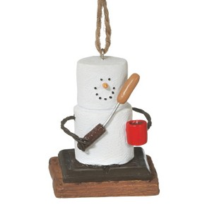 S'more Campfire Ornament