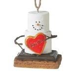 S'more I Love You Ornament