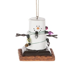 S'more with Lights Ornament