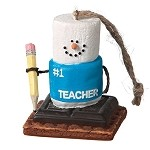 S'more #1 Teacher Ornament