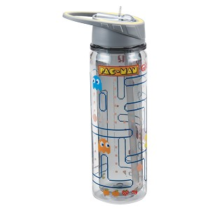 PAC-MAN 18 oz. Tritan Water Bottle
