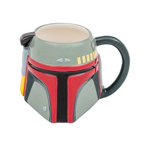 Boba Fett 20 oz. Sculpted Mug