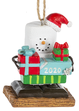S'more 2020 Dated Ornament