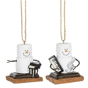S'more Keyboard Ornaments