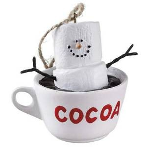 S'more Cup of Cocoa Ornament