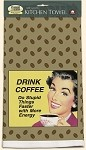 Drink Coffee Towel