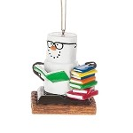 S'more Book Club Ornament