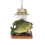 S'more with Fish Ornament