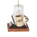 S'more Coffee Mug Ornament