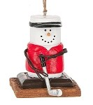 S'more Golf Ornament