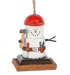 S'more Carpenter Ornament