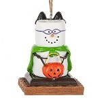 S'more ~ Trick or Treater Ornament ~ Damaged Tag