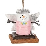 S'more Fairy Princess Ornament
