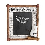 S'more Message Chalkboard