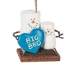 S'more Big Bro Ornament