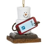 S'more Cell Phone Ornament