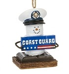 S'more ~ Coast Guard Ornament ~ Damaged Tag