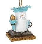 S'more Statue of Liberty Ornament