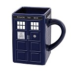 Doctor Who Tardis Sculpted Mug