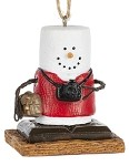 S'more Camera Ornament