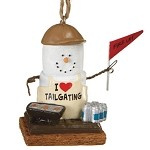 S'more Tailgating Ornament