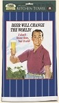 Beer Will Change The World Towel
