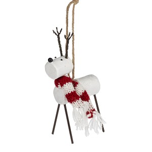 S'more Toasted Reindeer Small Ornament