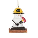 S'more Fireman Ornament