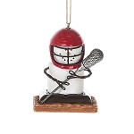 S'more Lacrosse Ornament