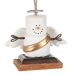 S'more Angel Ornament
