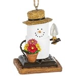 S'more Gardener Ornament