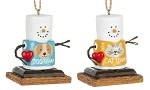 S'more Pet Lover Ornaments
